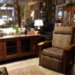Benfer's Furniture has various fine furniture and decor on display in their shop