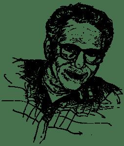 illustration of paul benfer